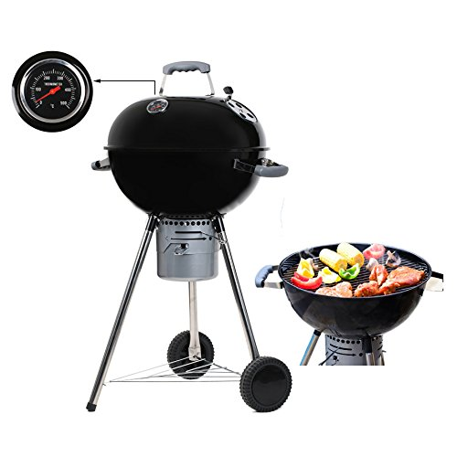 electric grill | Upgraded Charcoal Grill 18 inch ...