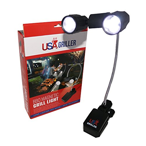 Led Outdoor Light Too Bright: Barbecue Grill Light With Bright LED Lights – Best
